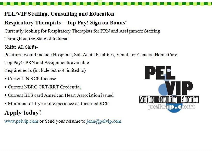 PEL / VIP Staffing