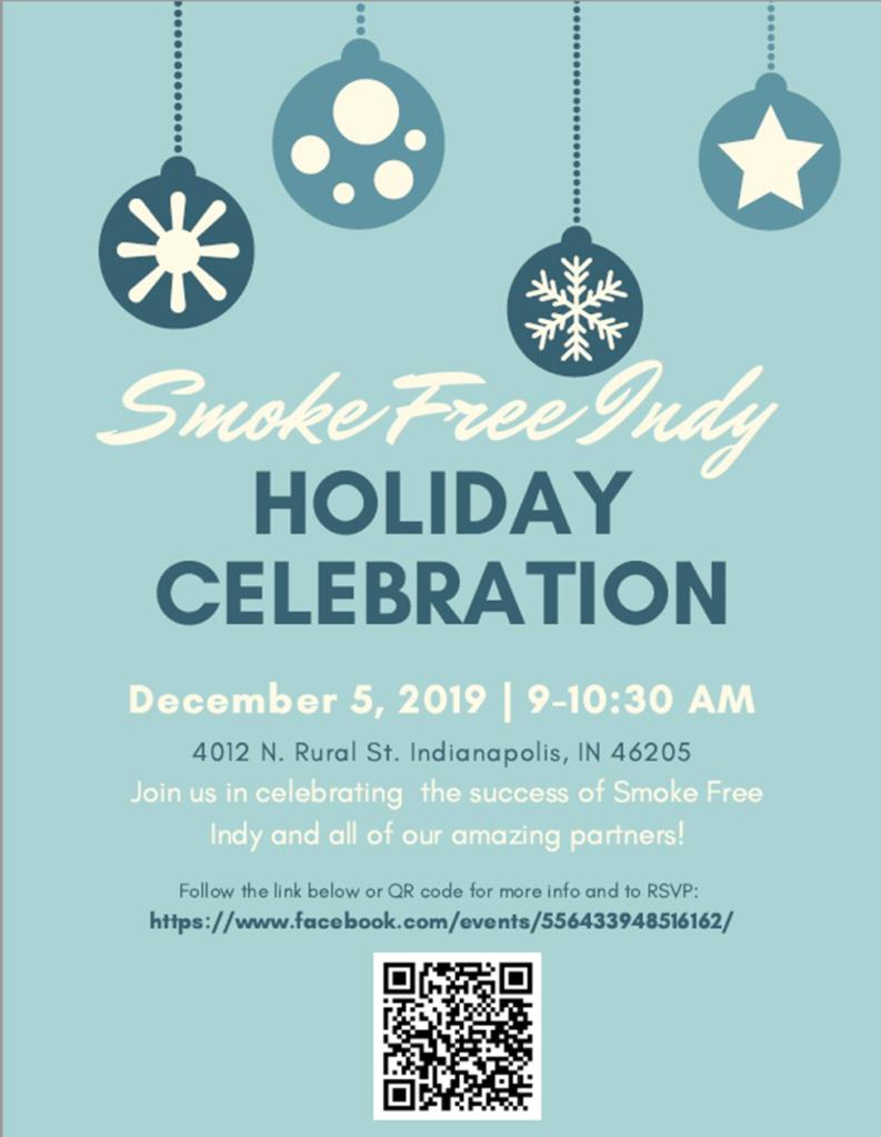 Smoke-free Indy