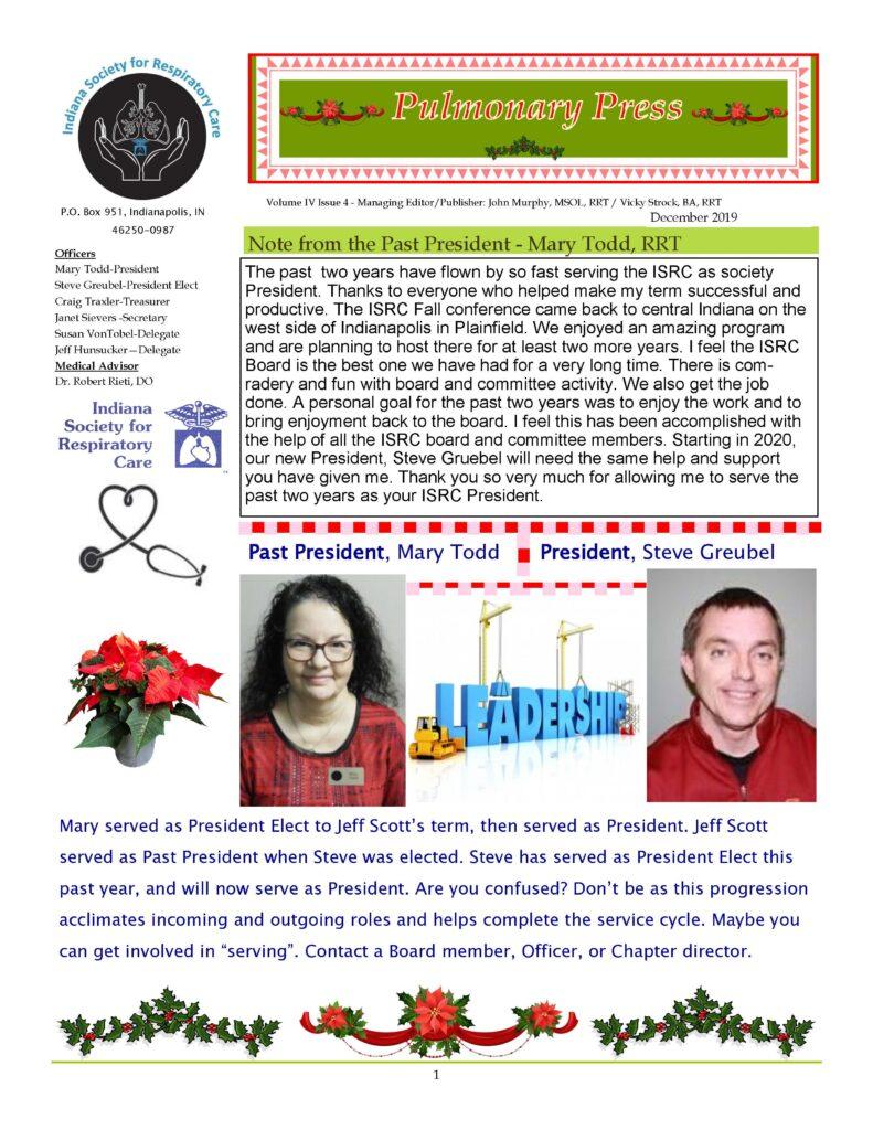 Pul Press V4-2019-Issue-4-QTR4-DEC 2019