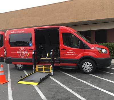 ambulatory van murphy medical transportation inc.