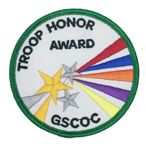 Troop of Honor Submission Form