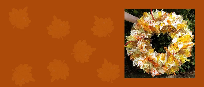 She & Me Wreath Workshop