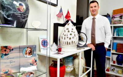Porcelains Unlimited President Tanner Lewis Featured in Sarasota Herald-Tribune