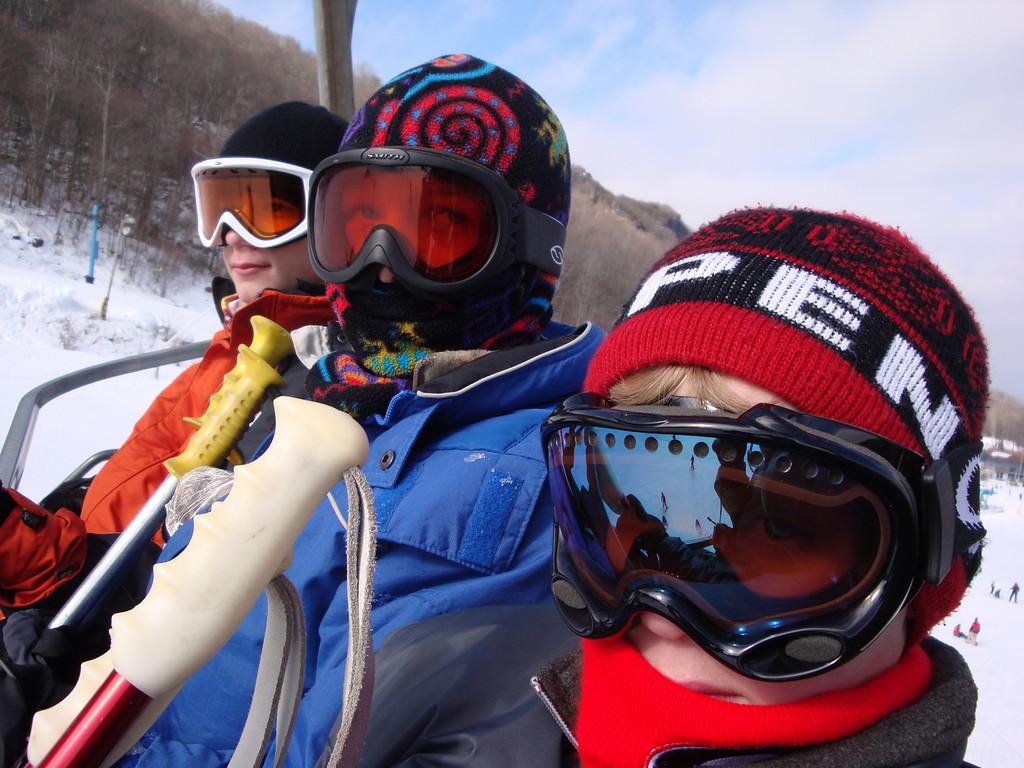 Ski Trip 2009