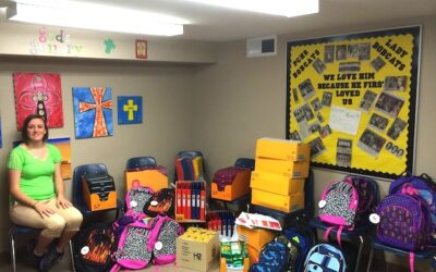 School Supplies Mission Project