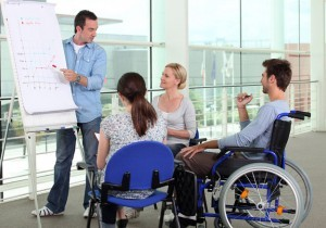 Depiction of Employment, Title One of the ADA.