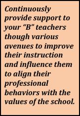 B Teachers