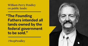 William Perry Pendley quote