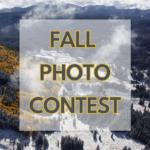 fall photo contest ad