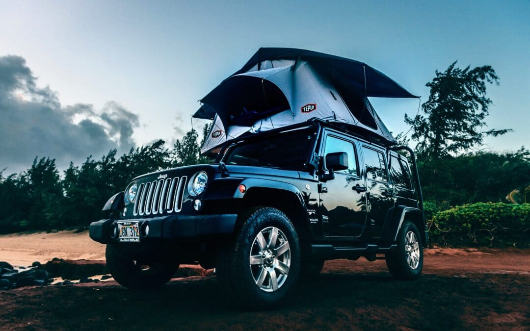 Maui Jeep Camping: The Ultimate Car Camping Guide For Maui