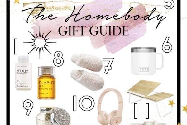 The Homebody 2019 Gift Guide