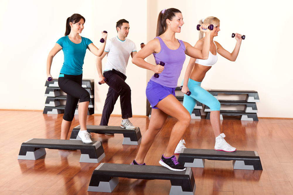 Right Gym members model