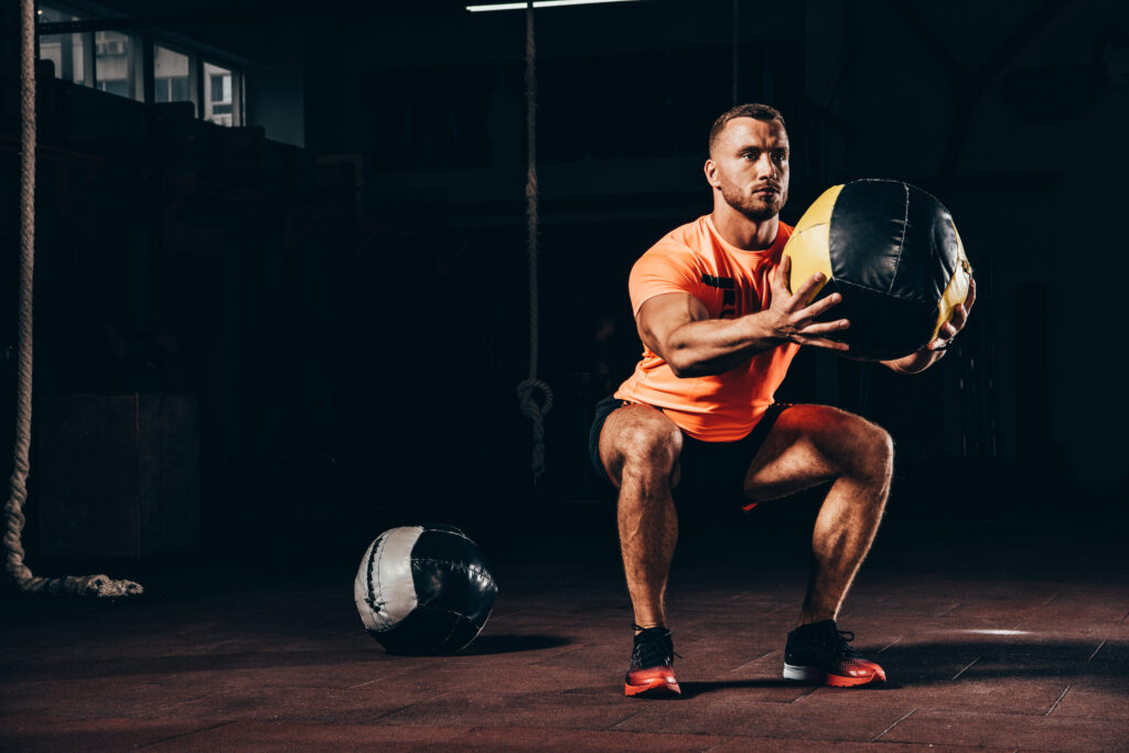 fitness challenges in gym