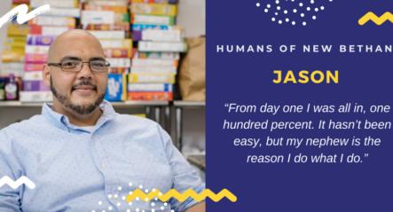 Humans of New Bethany – Jason, Jeremy & Samantha