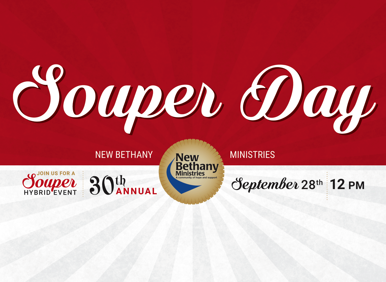 30th Annual Souper Day Event