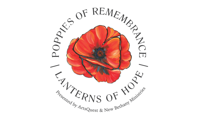 Poppies of Remembrance, Lanterns of Hope
