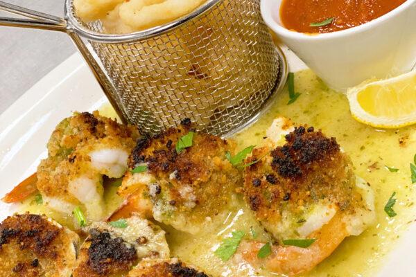 Seafood Antipasto