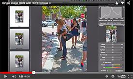 Single Image HDR