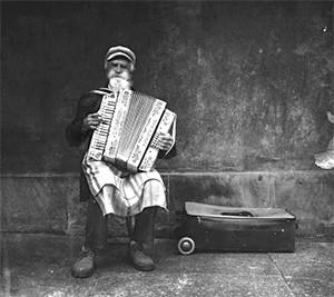 Accordion-Player