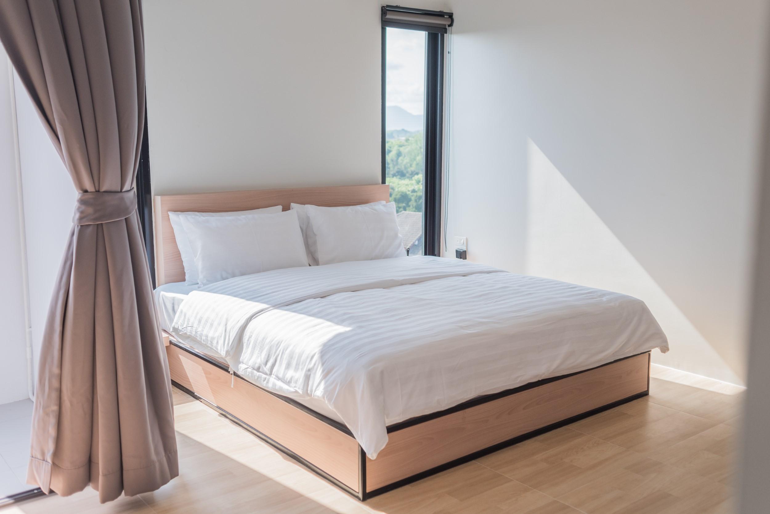 เตียงเดี่ยวขนาด 5 ฟุต นอน2คนกำลังสบายค่าาา