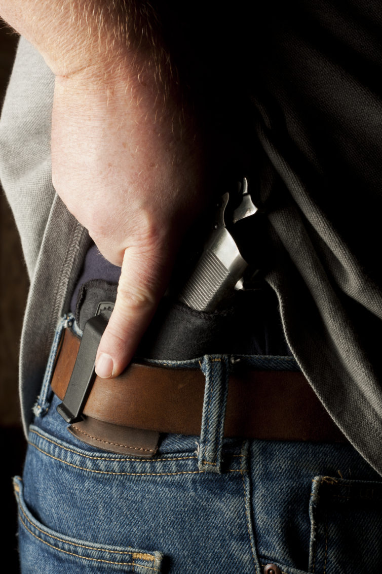 Alabama Gun Rights Restoration Lawyer