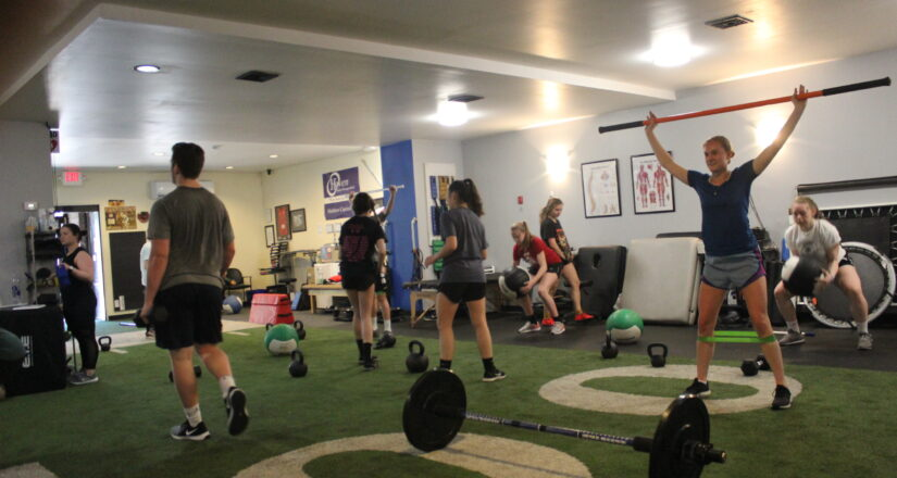 youth sports performance class