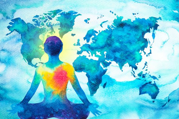 Activating the Gut-Brain-Spirit Connection for Higher Consciousness