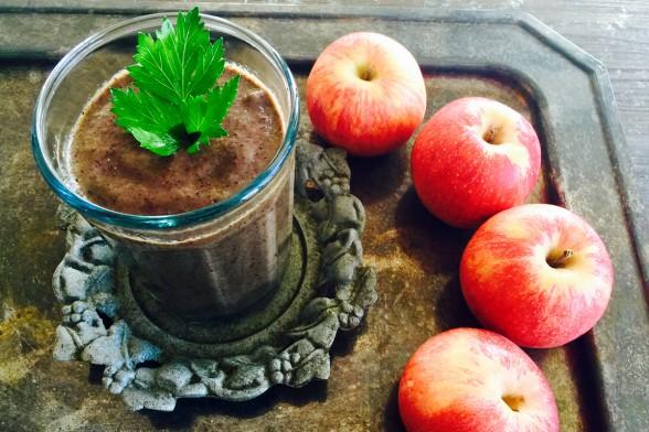 Vegan Antioxidant Smoothie Recipe