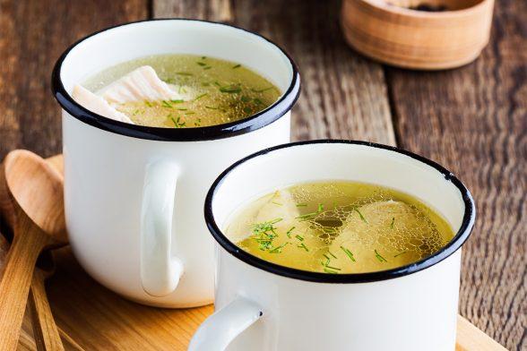 Balancing Lemongrass-Fenugreek Tea