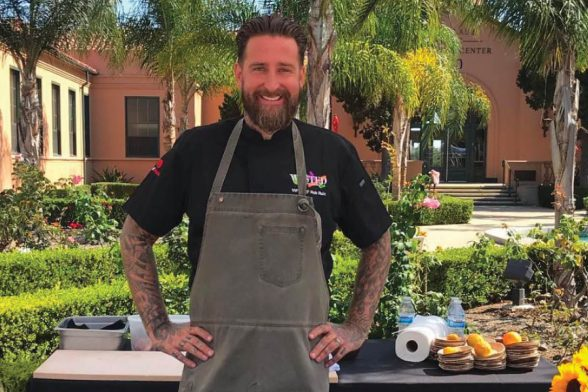 Celebrity Chef Secrets for a Zero-Waste, Sustainable Planet
