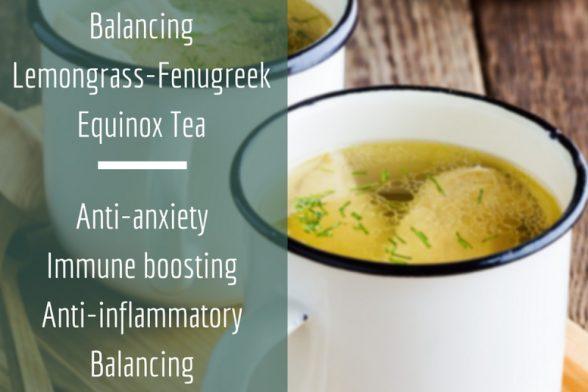 Eclipse and Equinox Tea