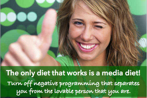 3-Important Reasons to go on a Media Diet Today