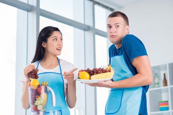 Breaking Food Rules: Health Myths & Truths