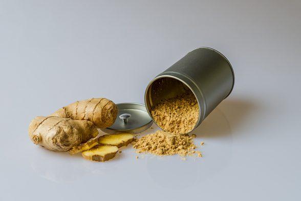 Healing Benefits of Ginger