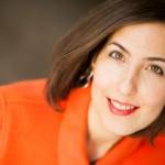 Heather Dane Banner in Orange