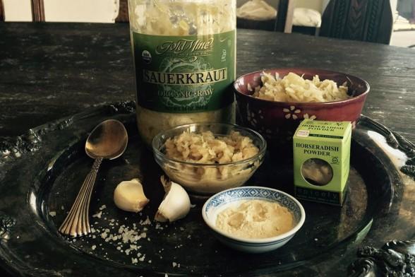 Horseradish for Congestion and Bronchitis