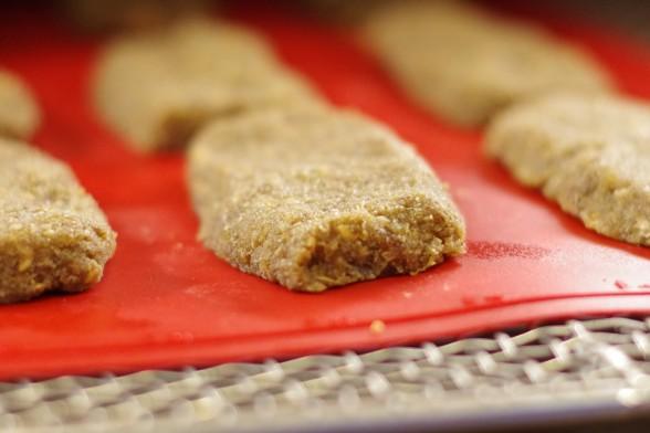 Sunflower Ginger Granola Bars