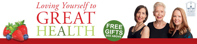Loving Yourself to Great Health Footer