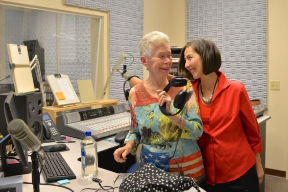 Interview with Lynne Rossetto Kasper of NPR's The Splendid Table