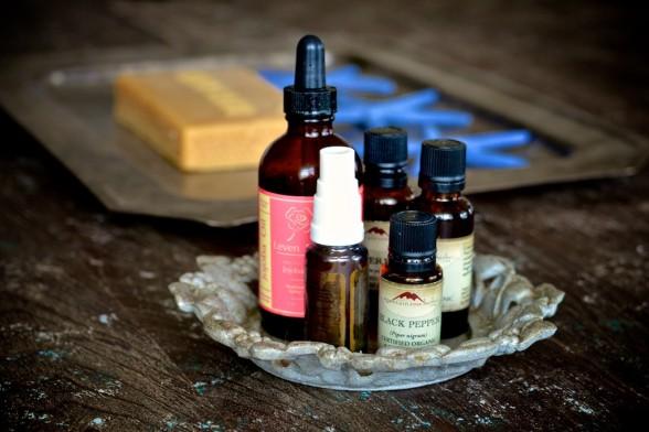 Natural Mosquito Repellant Recipe