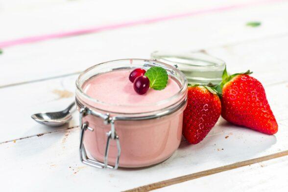 Apple Chokeberry Pudding Recipe - Fast & Delicious