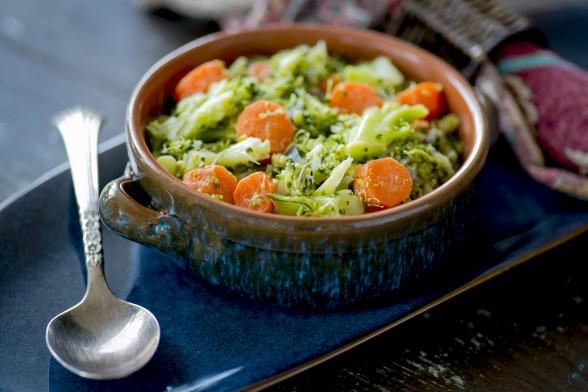 Sweet and Savory Vegetable Saute