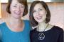 Terah Kathyrn Collins and Heather Dane