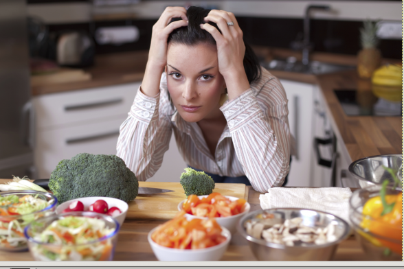 How to Stop Dieting & Reclaim Your Sacred Connection to Food
