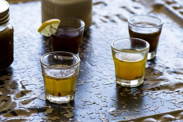 Fermented Turmeric Ginger Elixir
