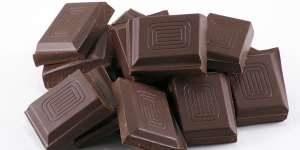 Nutritious dark chocolate