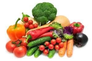 nutritious veggies vegetables