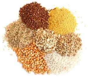 nutritious whole-grains