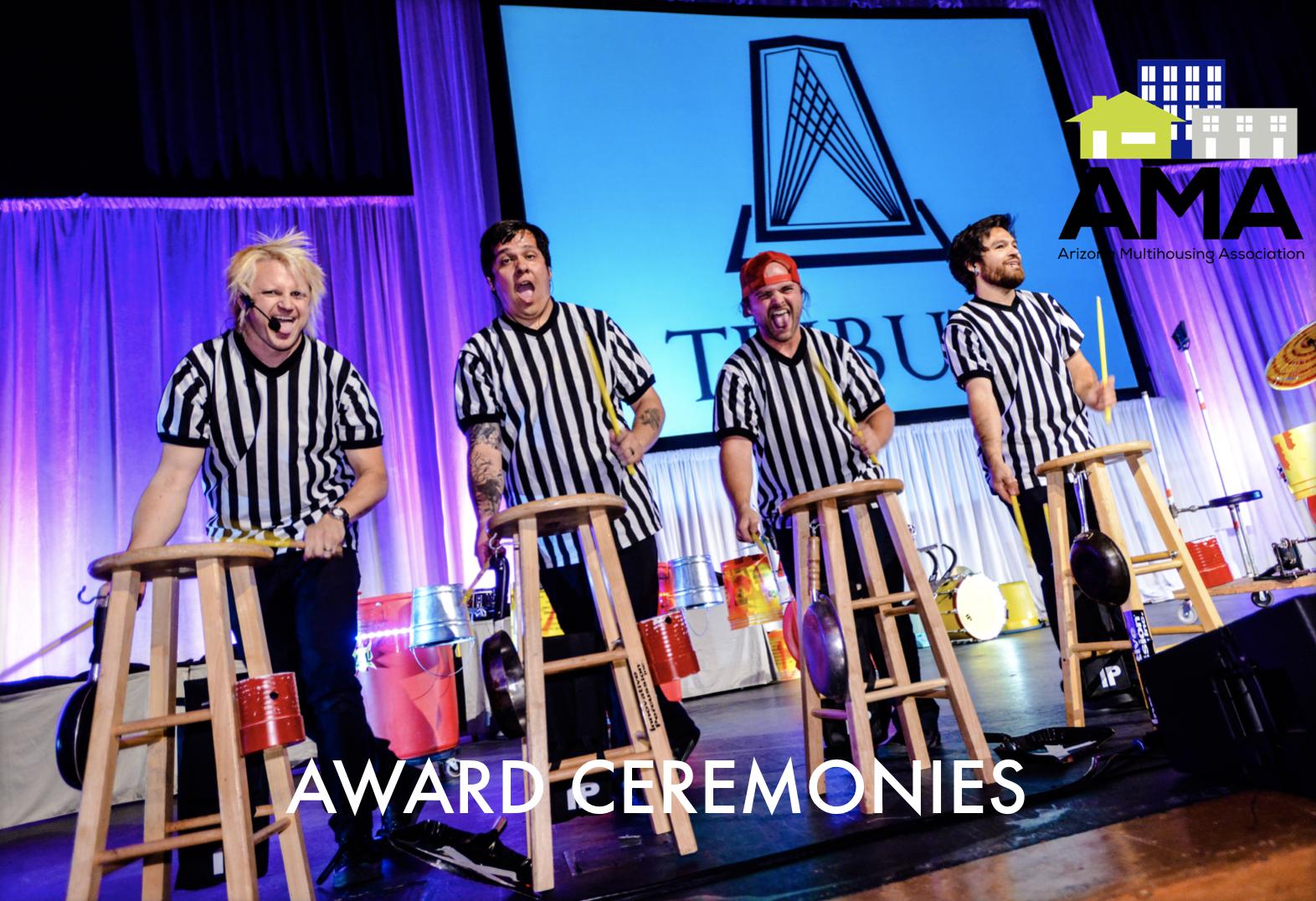 LED TCP Award Ceremonies