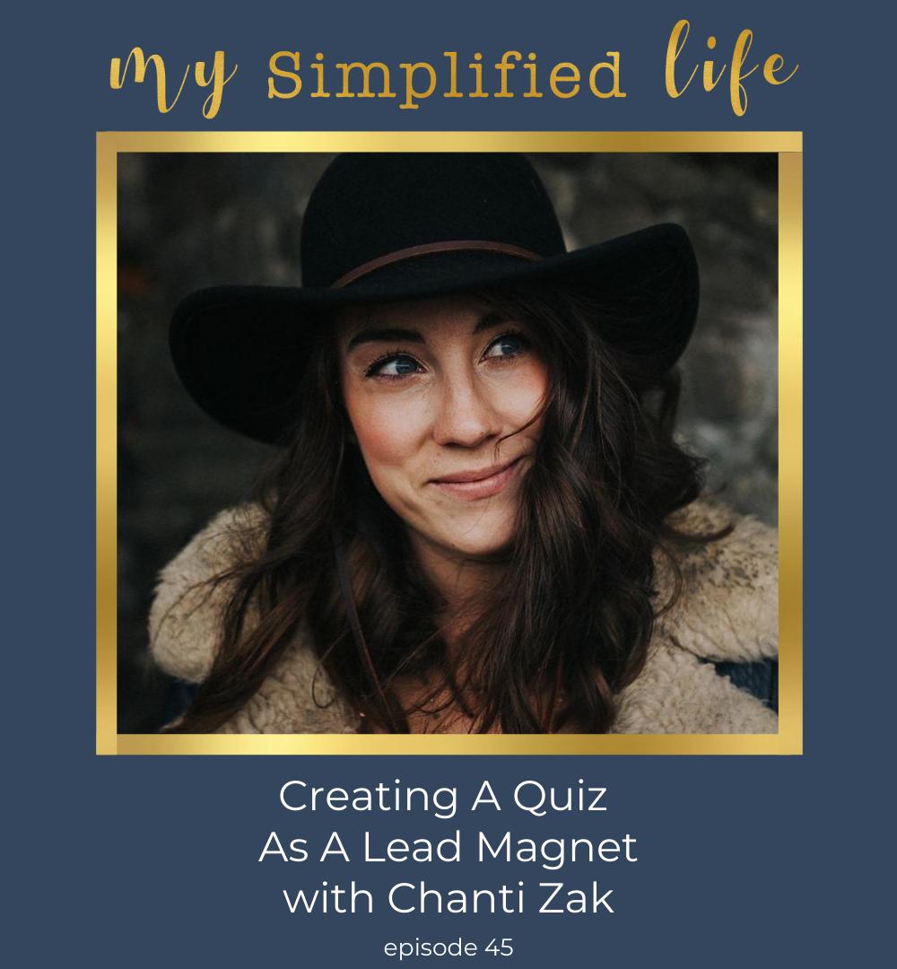 quiz lead magnet